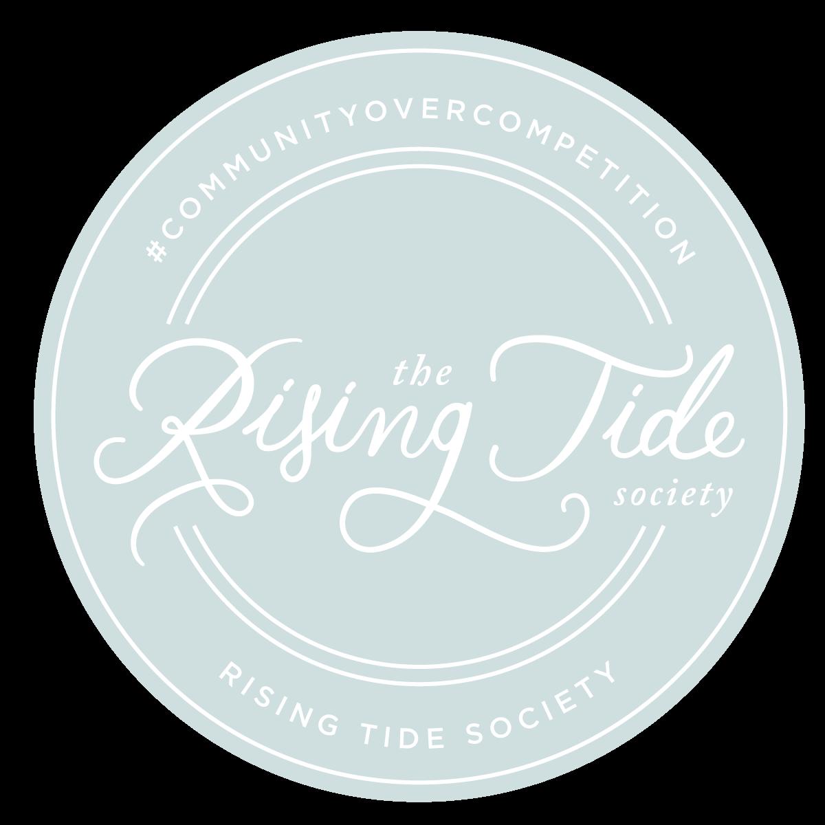 Always Creating™ Blog // happy 1-year blog anniversary! {via Rising Tide Society}