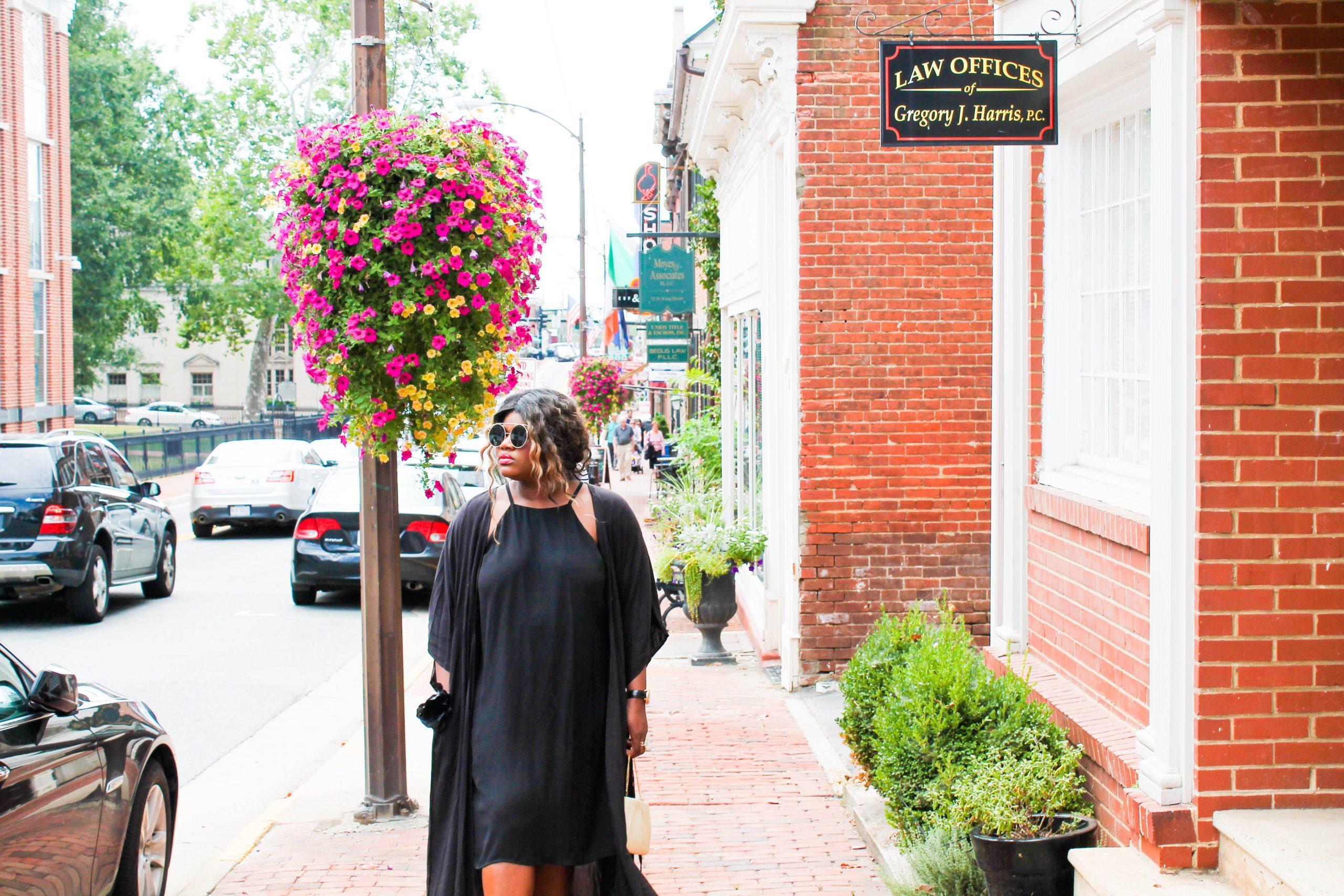 {Always Creating Blog // Living Local in Old Town Leesburg, Virginia}