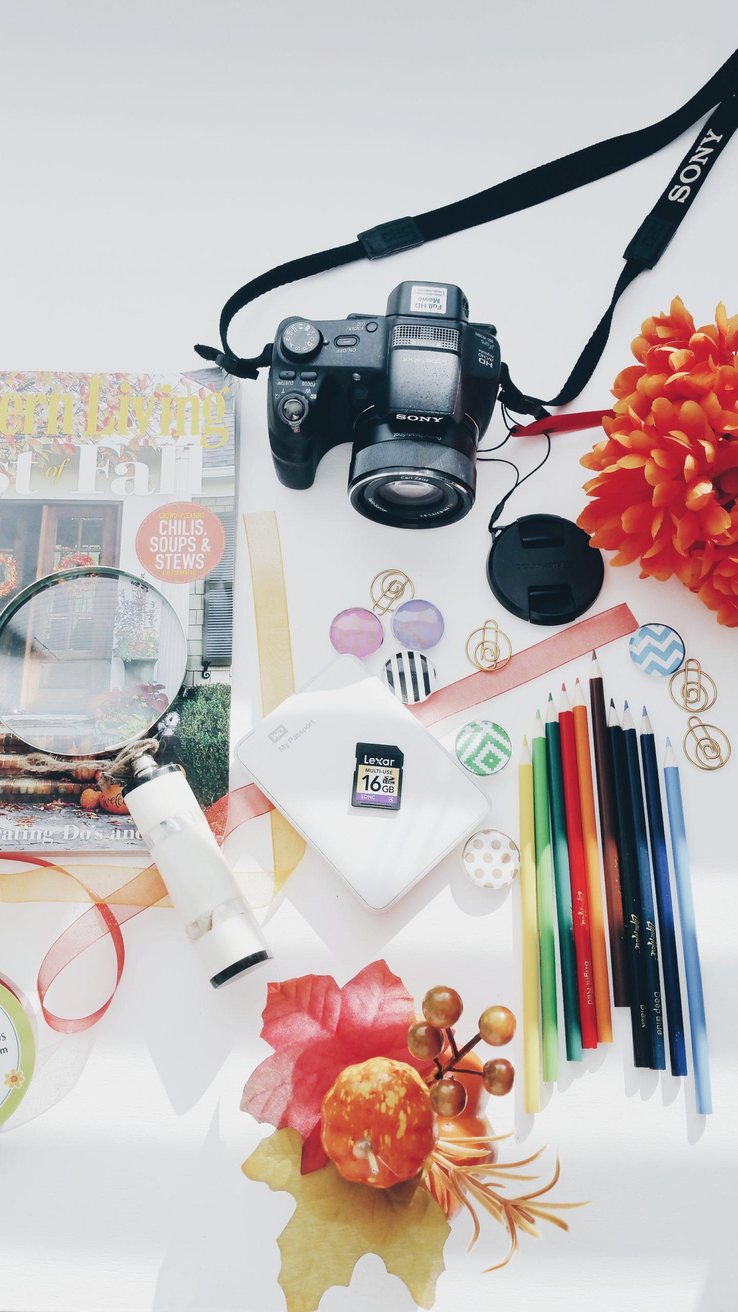 Always Creating Blog