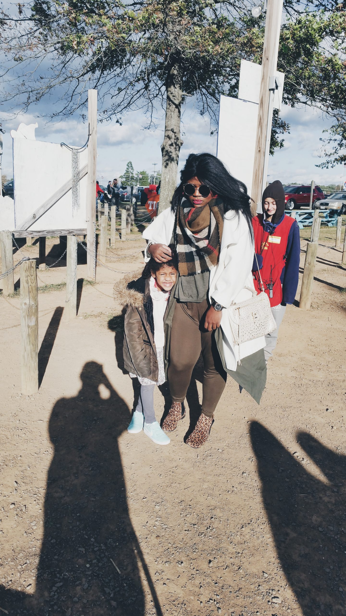 {Always Creating™ Blog // Fall Travel: Our Trip to Pumpkin Patch at Cox Farms}
