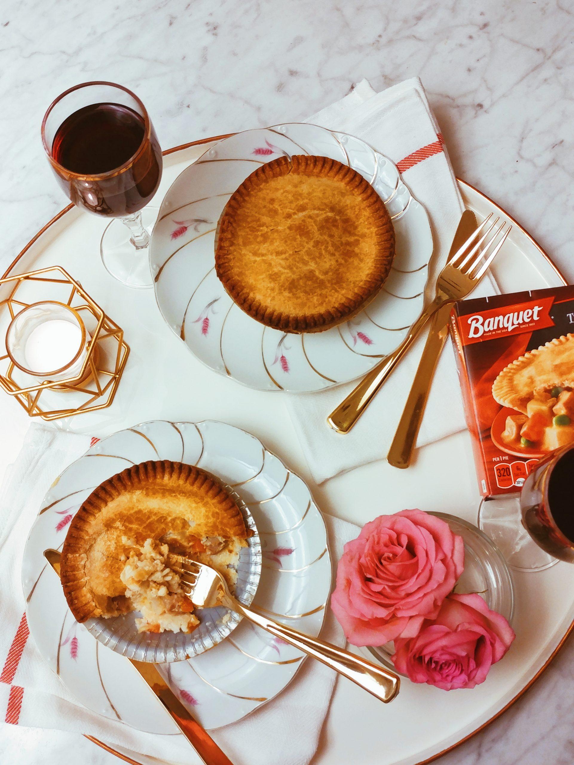 Banquet Food x Always Creating Blog