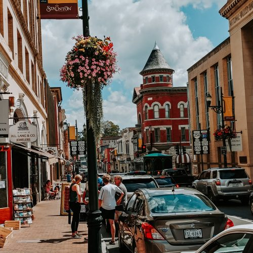 My Weekend in Staunton, Virginia + A Mini Visit Guide