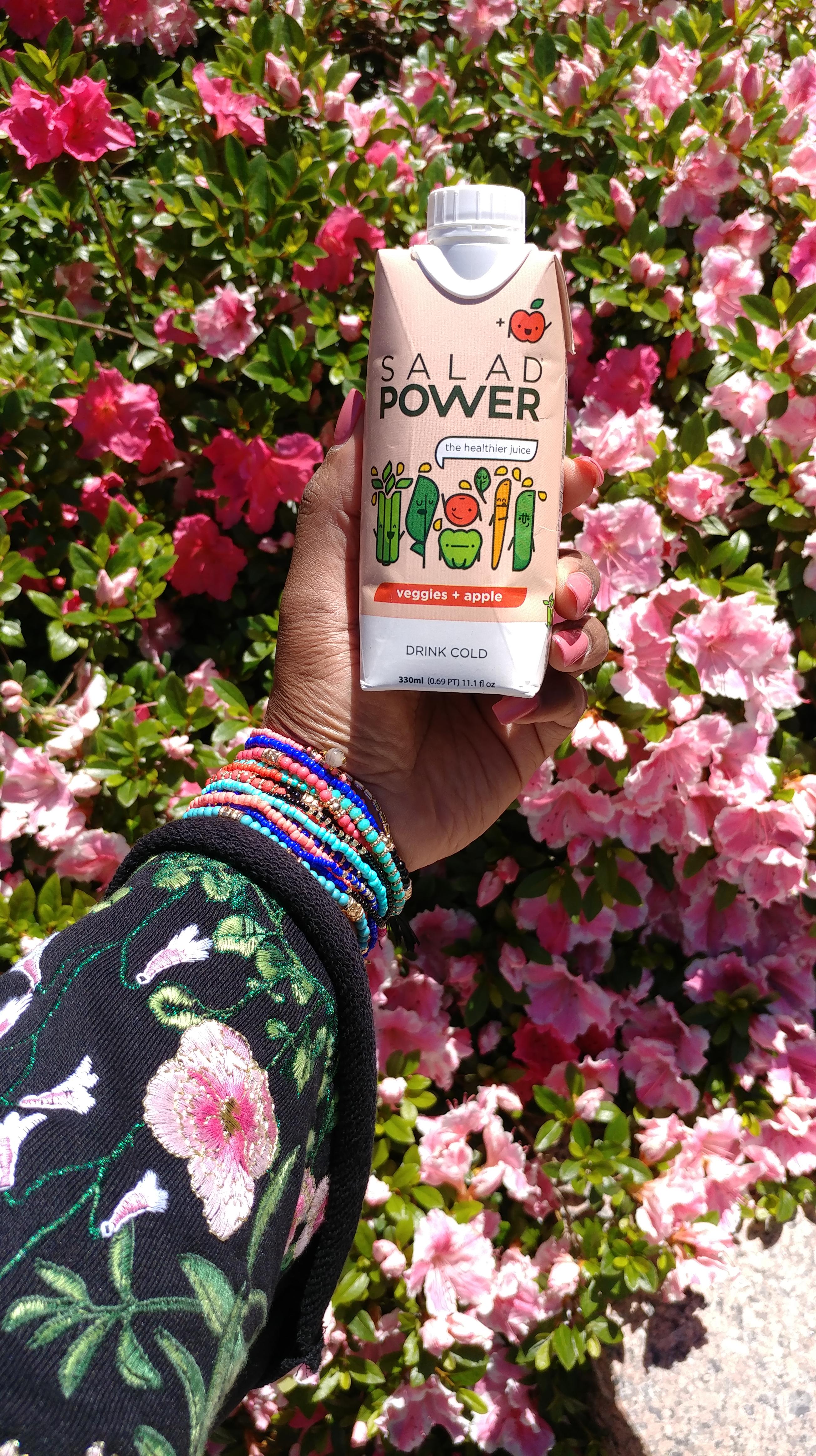{Always Creating Blog // My Yogurt Parfait Recipe + Lunch w/SaladPower}