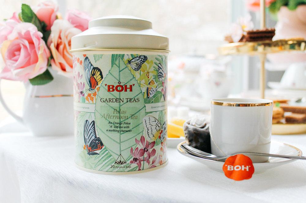 BOH Garden Teas