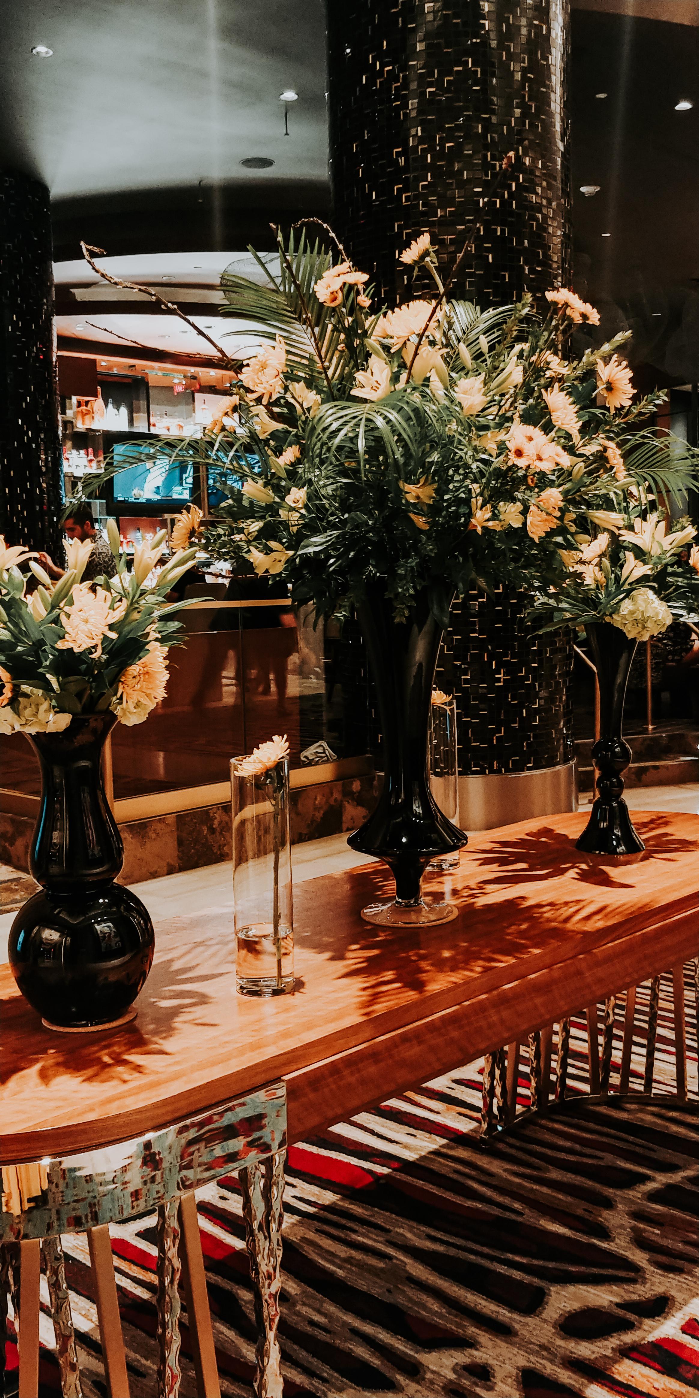 display of yellow flowers | alwayscreatingblog.com
