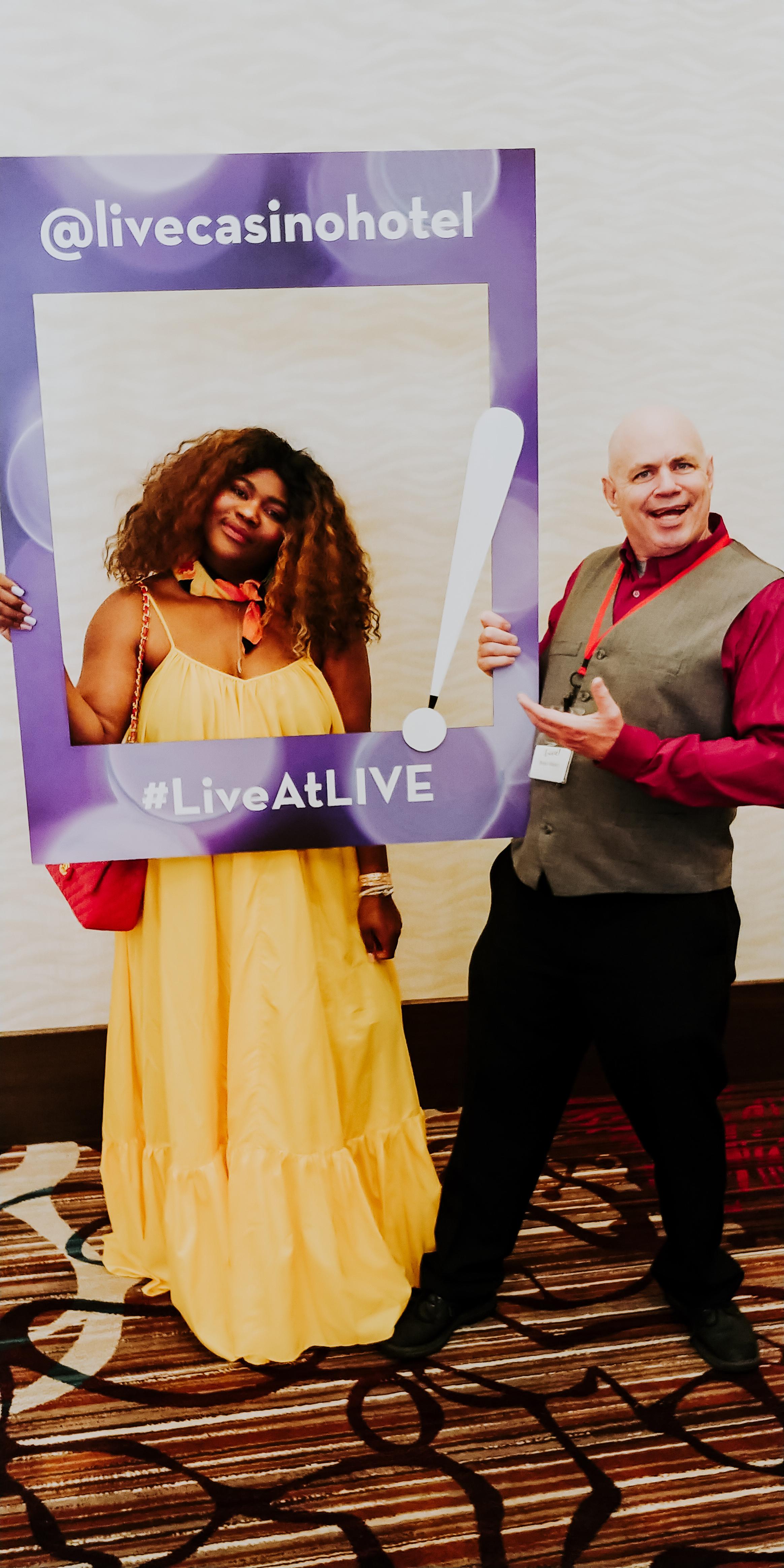 #LiveAtLIVE - LIVE! Spa | alwayscreatingblog.com