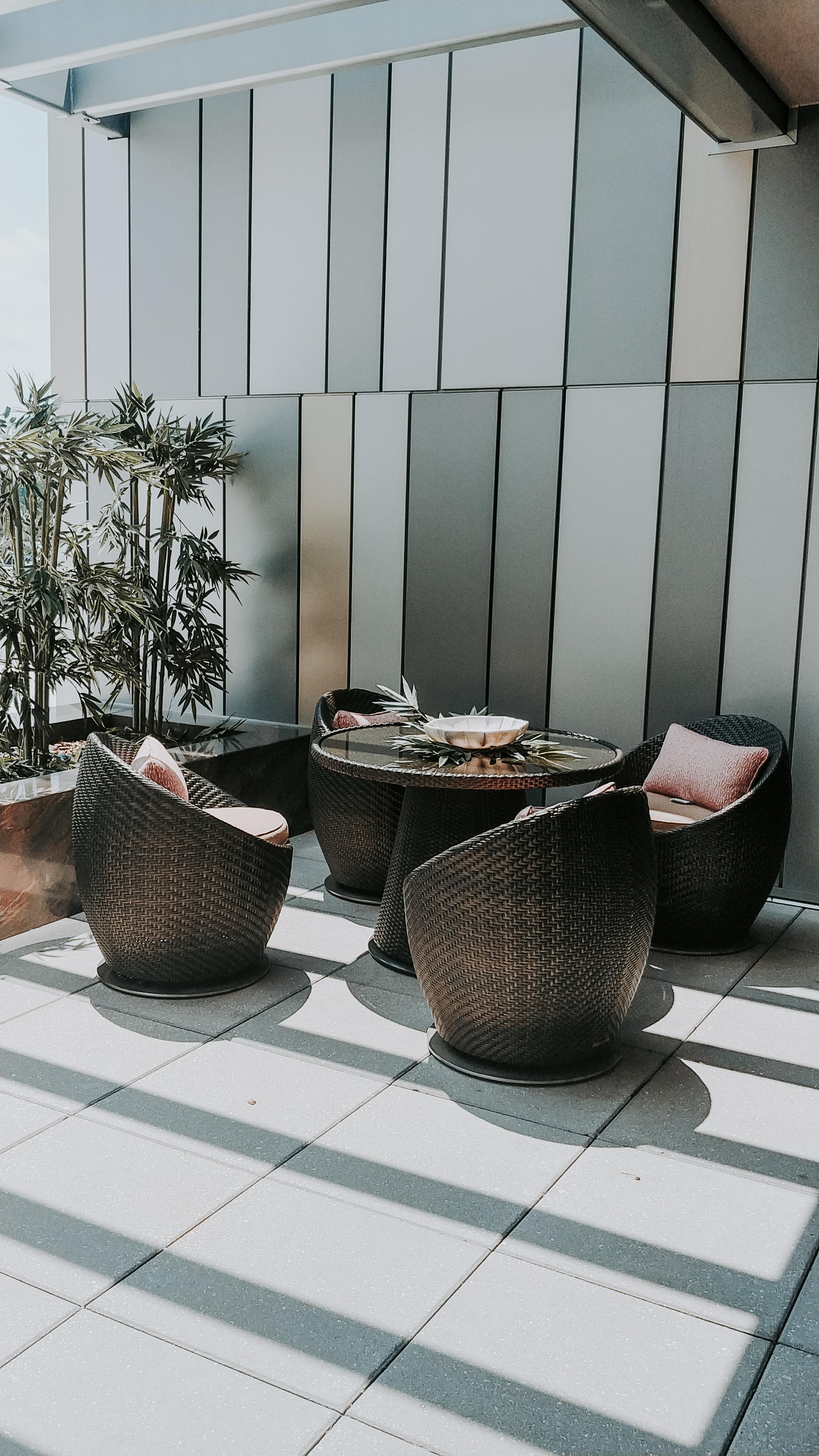 Patio furniture  | alwayscreatingblog.com