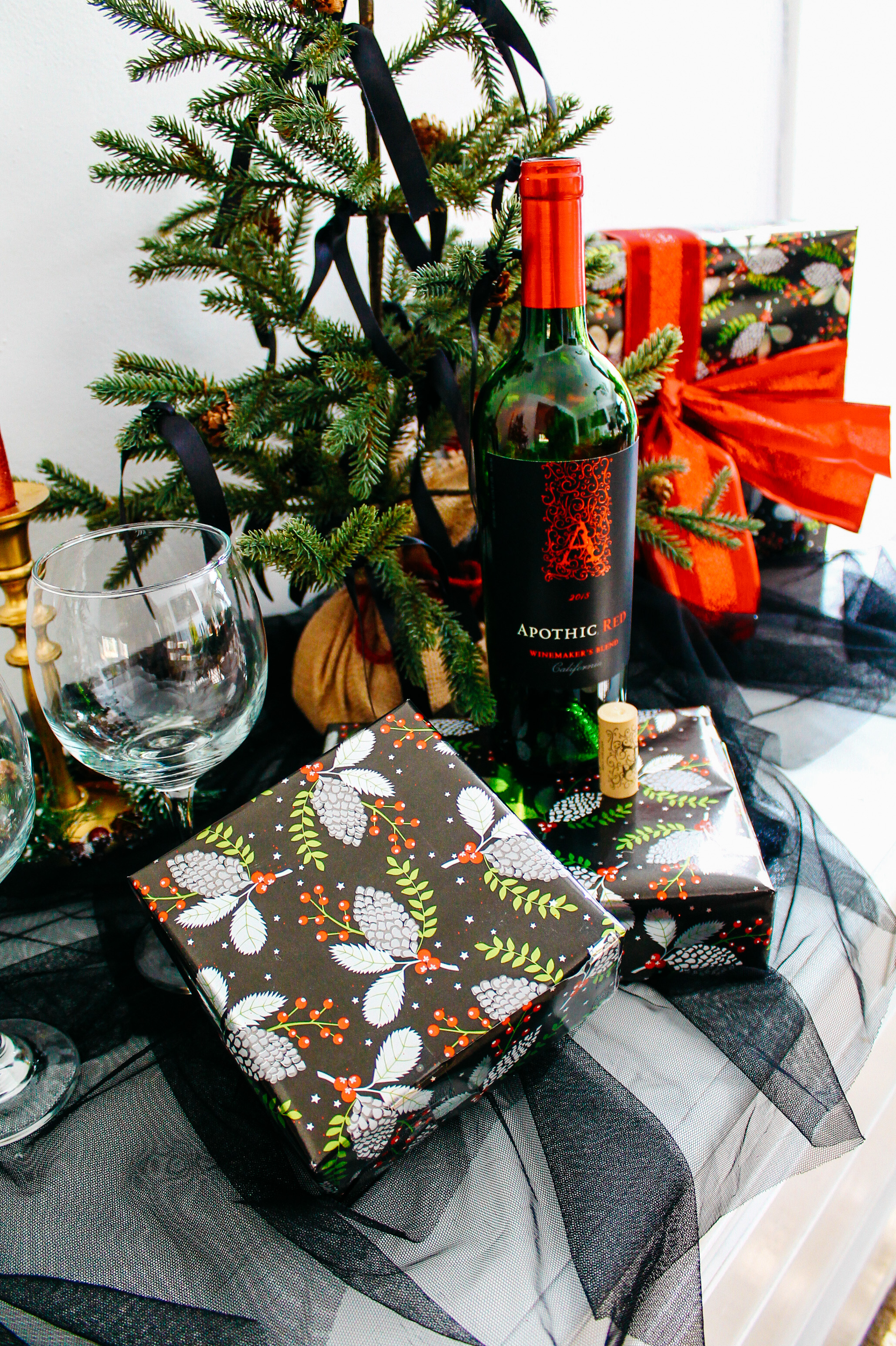 {Apothic Wines x Always Creating Blog}
