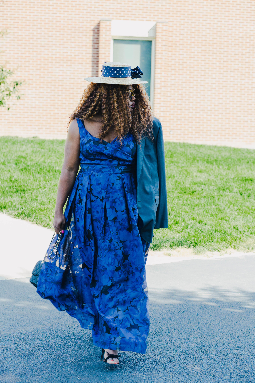 {Always Creating Blog // Fall 2017 Fashion Trend // Floral Print}