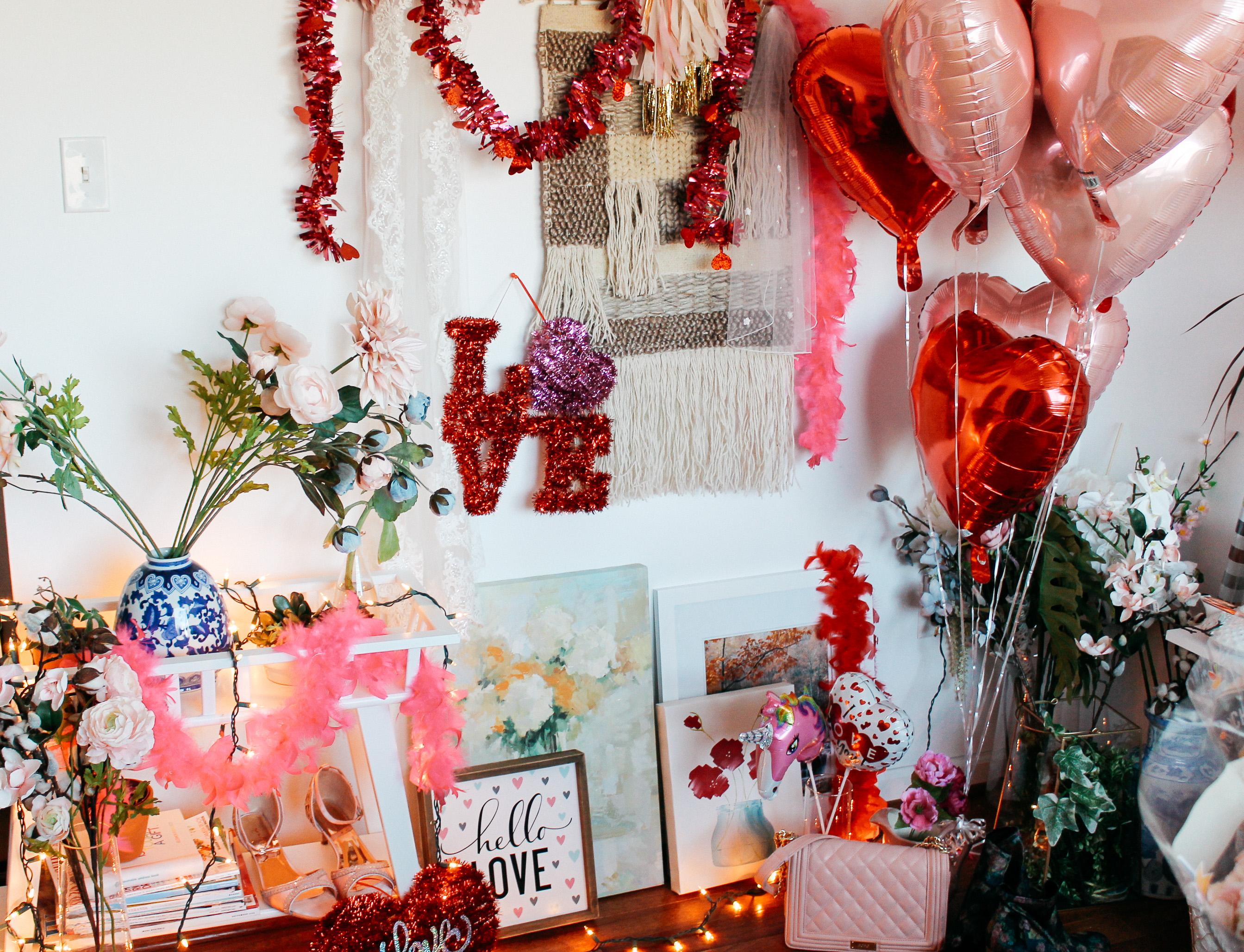 {Motherhood: Weekend Recap, Valentine's Week // Week 06}