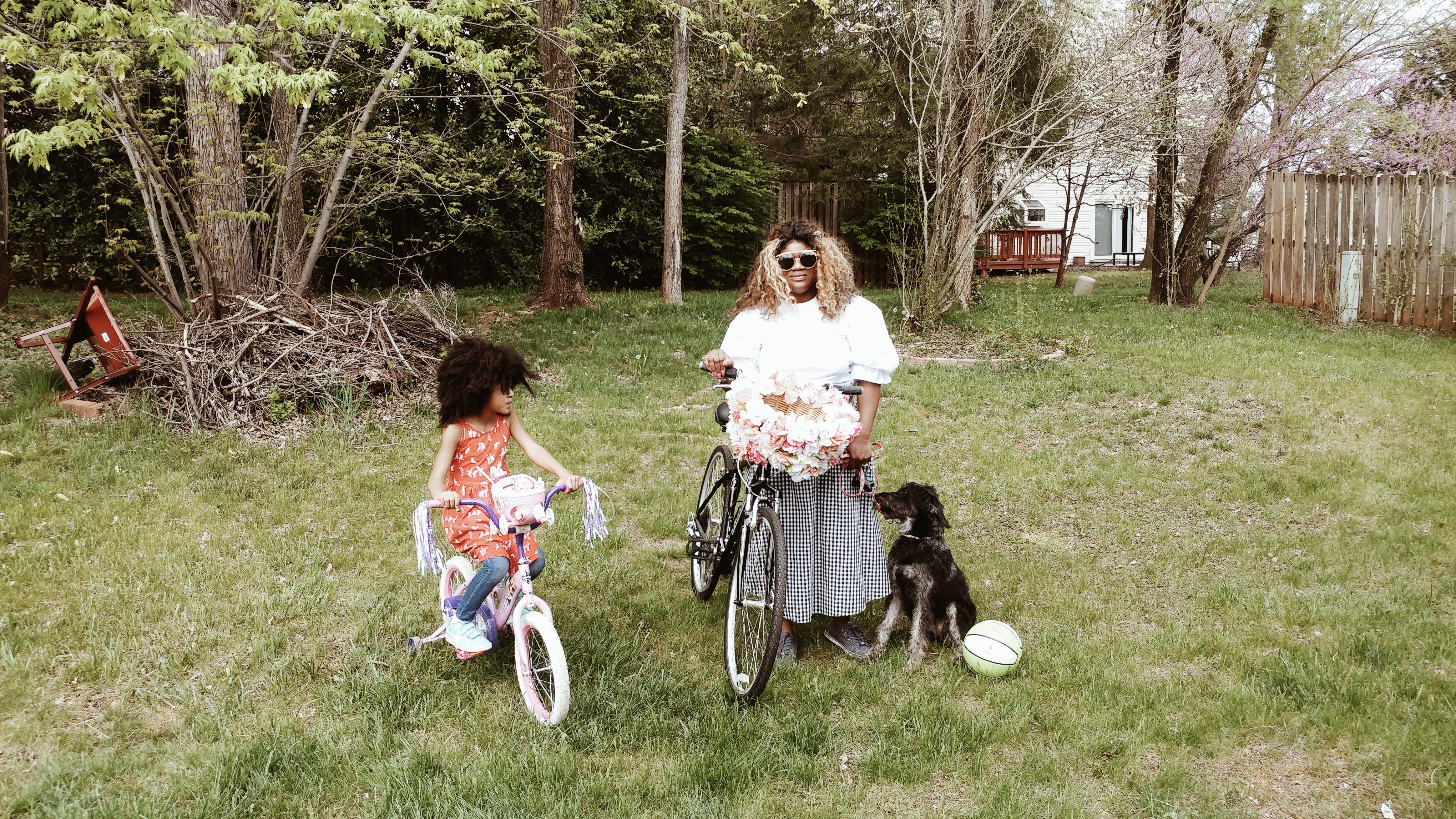 {Always Creating Blog // Motherhood: Easter Weekend Recap}