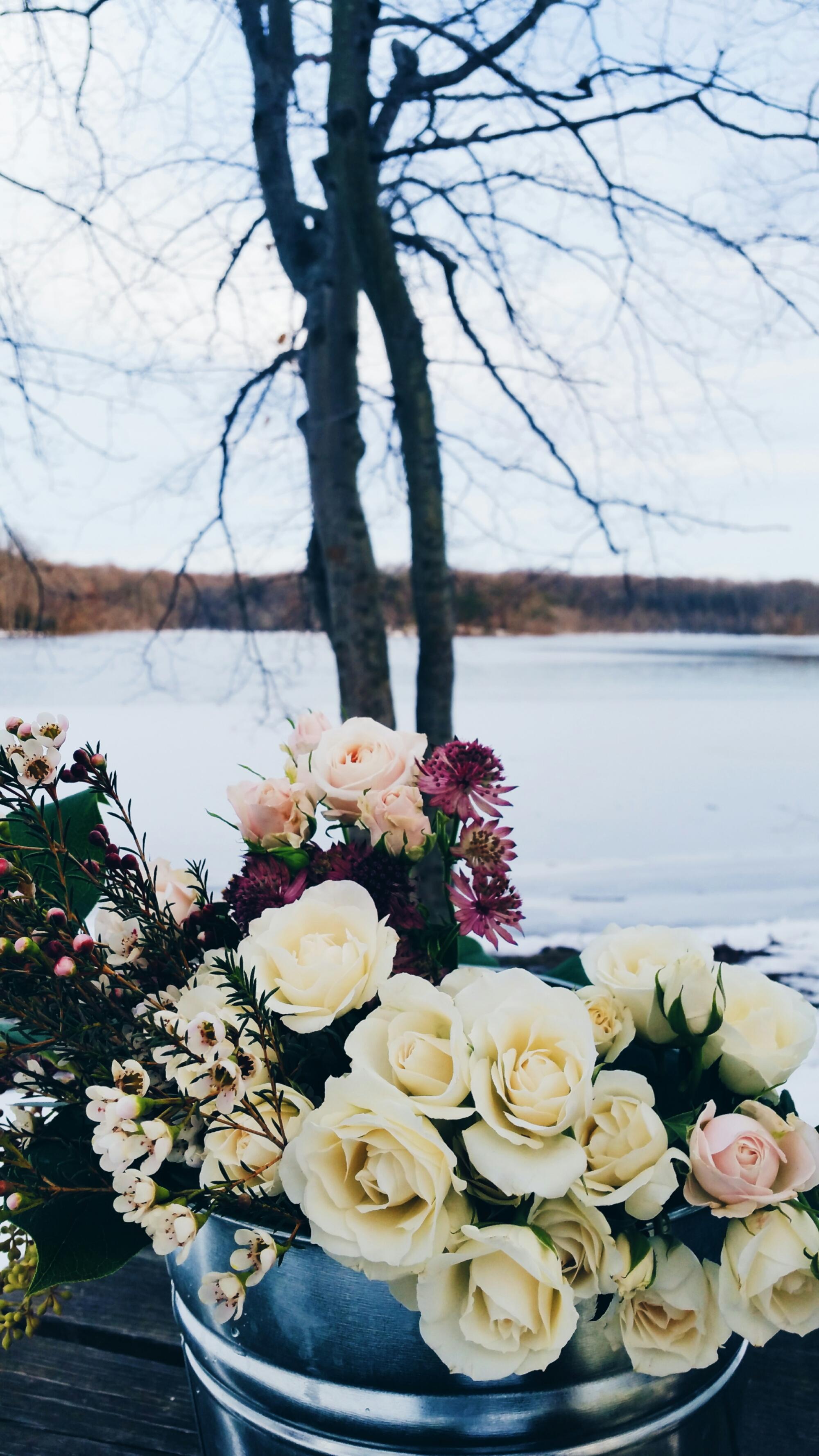 always creating™ blog // #BTS wedding styled shoot