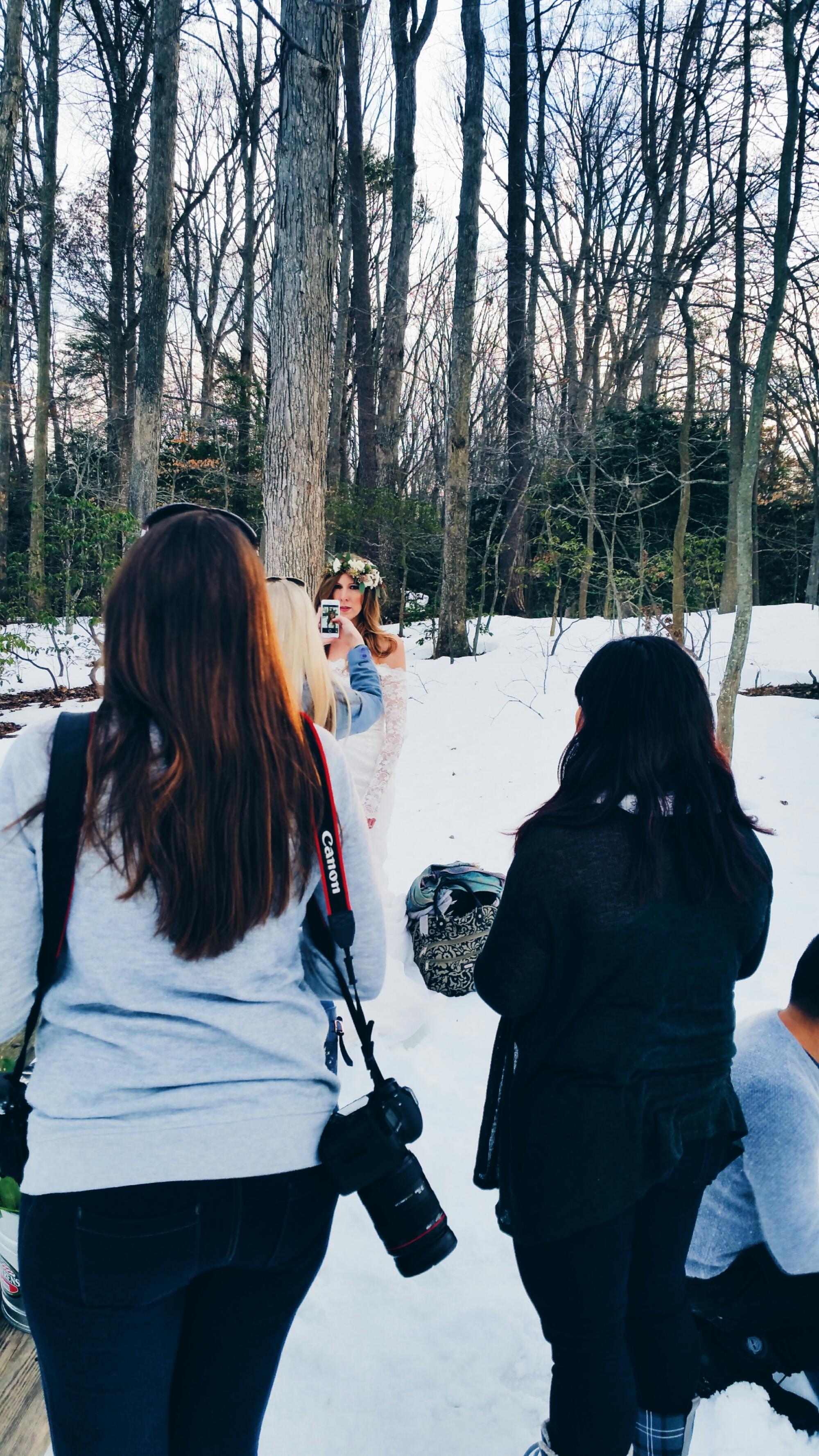 always creating™ blog // wedding styled shoot
